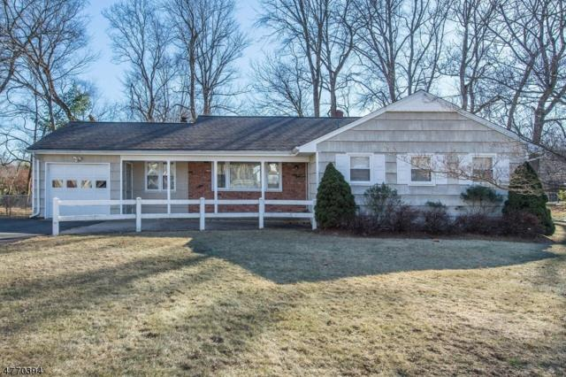 40 Lord Stirling Dr, Parsippany-Troy Hills Twp., NJ 07054 (MLS #3440153) :: SR Real Estate Group