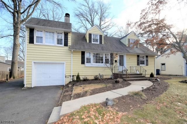 298 La Grande Ave, Fanwood Boro, NJ 07023 (MLS #3440396) :: The Dekanski Home Selling Team
