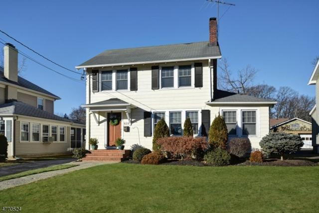 828 North Ave W, Westfield Town, NJ 07090 (MLS #3440543) :: The Sue Adler Team