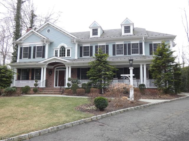 15 Spring St, Chatham Twp., NJ 07928 (MLS #3440557) :: The Sue Adler Team