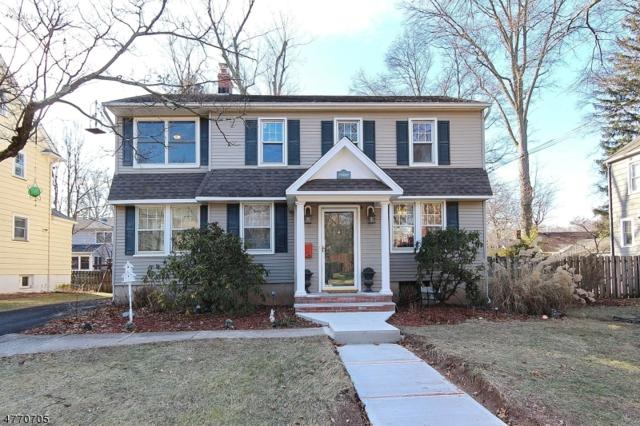 117 Russell Rd, Fanwood Boro, NJ 07023 (MLS #3440611) :: The Dekanski Home Selling Team