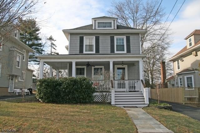 17 N Hillside Ave, Chatham Boro, NJ 07928 (MLS #3440838) :: The Sue Adler Team