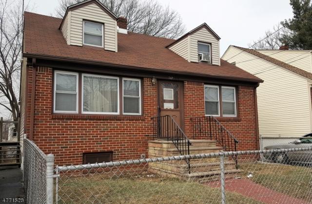319 Schley St, Newark City, NJ 07112 (MLS #3440945) :: SR Real Estate Group