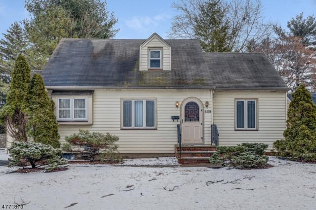 459 Mountain Ave, Springfield Twp., NJ 07081 (MLS #3441271) :: The Dekanski Home Selling Team
