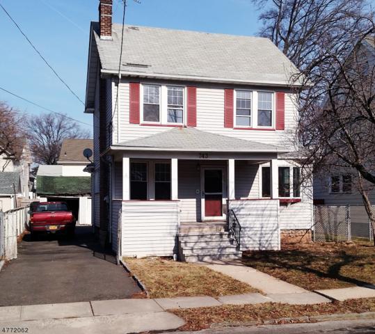 743 Livingston Rd, Elizabeth City, NJ 07208 (MLS #3441433) :: SR Real Estate Group