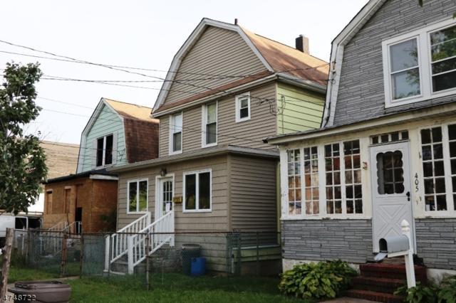 409 E Grand Ave, Rahway City, NJ 07065 (MLS #3441857) :: The Dekanski Home Selling Team