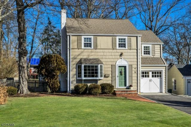 14 Stoney Hill Place, Livingston Twp., NJ 07039 (MLS #3444438) :: The Sue Adler Team
