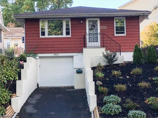 414 Valley Road, Clark Twp., NJ 07066 (#3445118) :: Daunno Realty Services, LLC