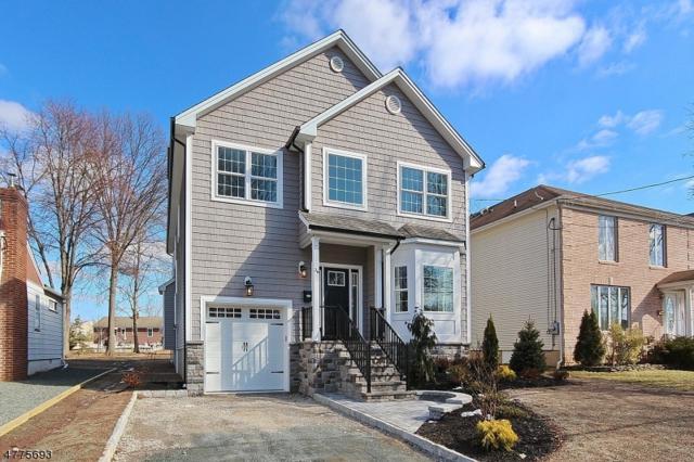 36 King St, Clark Twp., NJ 07066 (#3445635) :: Daunno Realty Services, LLC