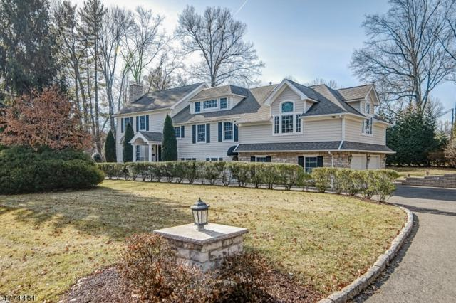 2 Briarwood Dr, Millburn Twp., NJ 07078 (MLS #3445672) :: The Sue Adler Team