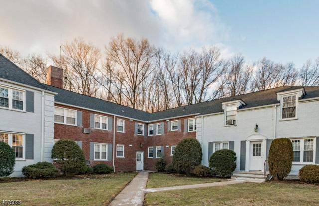 10 Parkway Vlg 10F, Cranford Twp., NJ 07016 (#3445693) :: Daunno Realty Services, LLC
