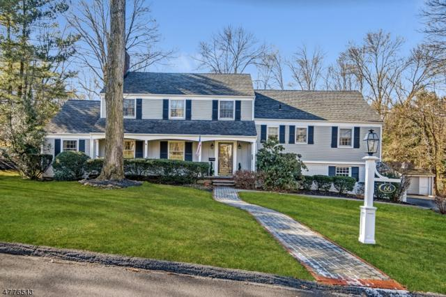 66 Canoe Brook Rd, Millburn Twp., NJ 07078 (MLS #3446200) :: The Sue Adler Team