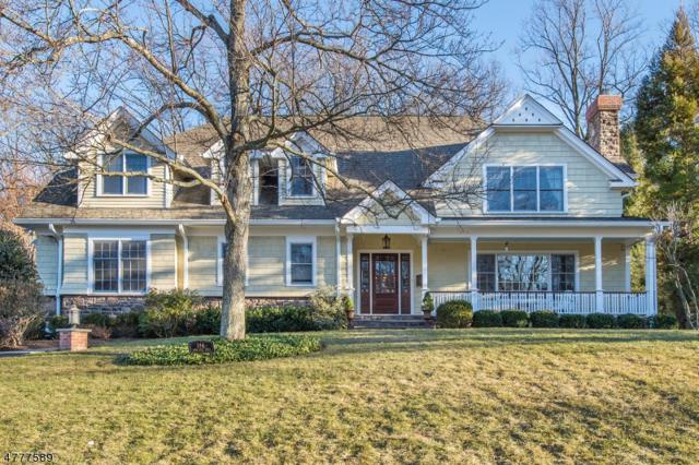 194 Long Hill Dr, Millburn Twp., NJ 07078 (MLS #3446205) :: The Sue Adler Team