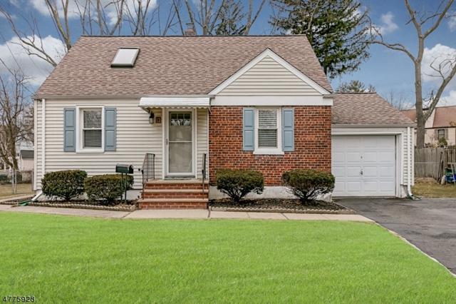 12 Ramapo Ct, Cranford Twp., NJ 07016 (#3446606) :: Daunno Realty Services, LLC