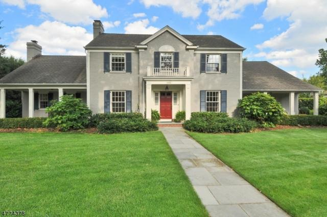 1060 Wychwood Rd, Westfield Town, NJ 07090 (MLS #3446776) :: The Sue Adler Team