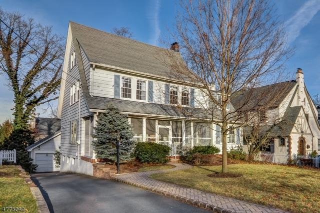 568 Sherwood Parkway, Westfield Town, NJ 07090 (MLS #3446985) :: The Sue Adler Team