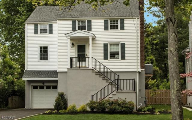 307 Edgar Ave, Cranford Twp., NJ 07016 (#3447030) :: Daunno Realty Services, LLC