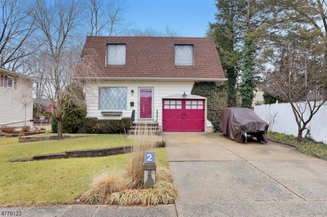 2 Davis St, Cranford Twp., NJ 07016 (#3447519) :: Daunno Realty Services, LLC