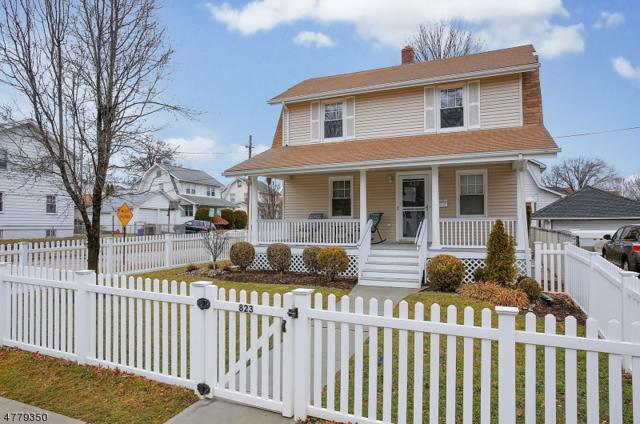 823 Central Ave, Rahway City, NJ 07065 (#3447800) :: Daunno Realty Services, LLC