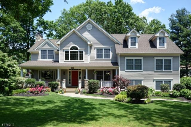 37 Manchester Dr, Westfield Town, NJ 07090 (#3448197) :: Daunno Realty Services, LLC