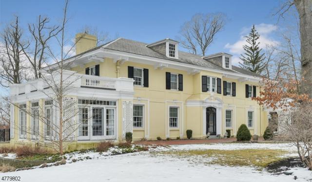 81 Oak Ridge Ave, Summit City, NJ 07901 (MLS #3448399) :: Jason Freeby Group at Keller Williams Real Estate