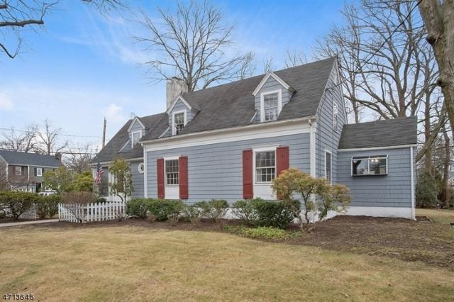 615 Orchard St, Cranford Twp., NJ 07016 (#3448425) :: Daunno Realty Services, LLC