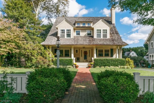 640 Prospect St, Westfield Town, NJ 07090 (#3448453) :: Daunno Realty Services, LLC