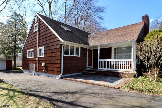 1098 Rahway Ave, Westfield Town, NJ 07090 (MLS #3453298) :: The Sue Adler Team