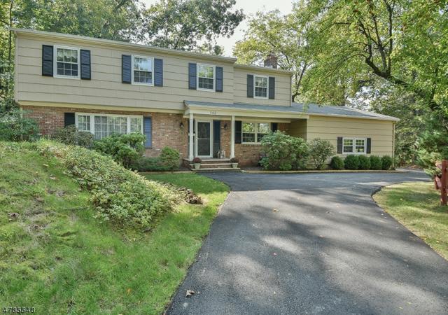 142 Tall Oaks Dr, New Providence Boro, NJ 07974 (MLS #3453384) :: The Sue Adler Team