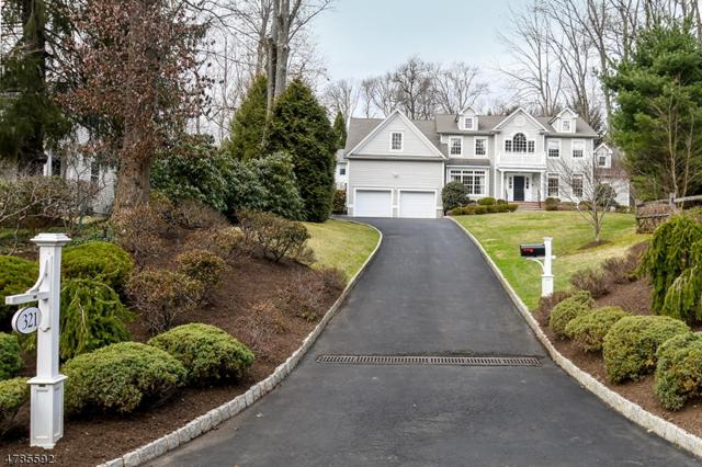 321 Mountain Ave, New Providence Boro, NJ 07901 (MLS #3453424) :: The Sue Adler Team