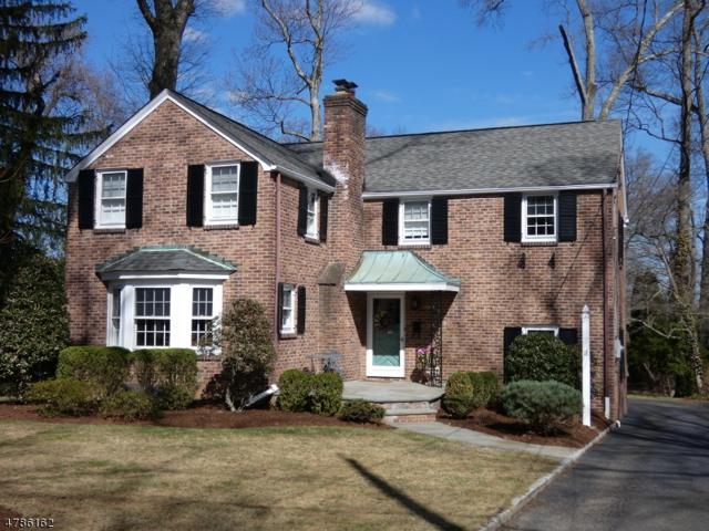 18 Inwood Rd, Chatham Boro, NJ 07928 (MLS #3454462) :: The Sikora Group