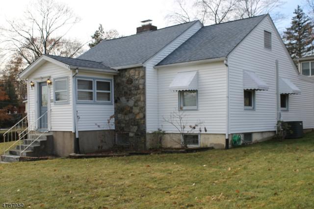55 Hoffman Ave, Parsippany-Troy Hills Twp., NJ 07034 (MLS #3455666) :: The Sue Adler Team