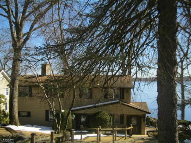 100 Lower North Shore Rd, Frankford Twp., NJ 07826 (MLS #3456381) :: SR Real Estate Group
