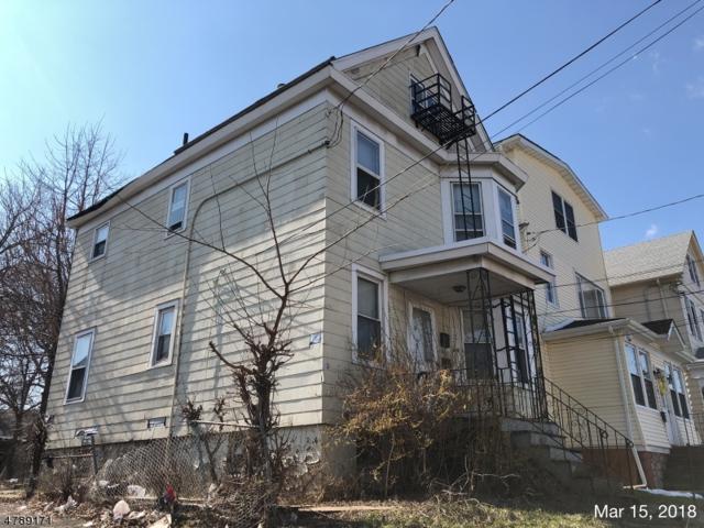 814 Summer St, Elizabeth City, NJ 07202 (MLS #3456992) :: The Dekanski Home Selling Team