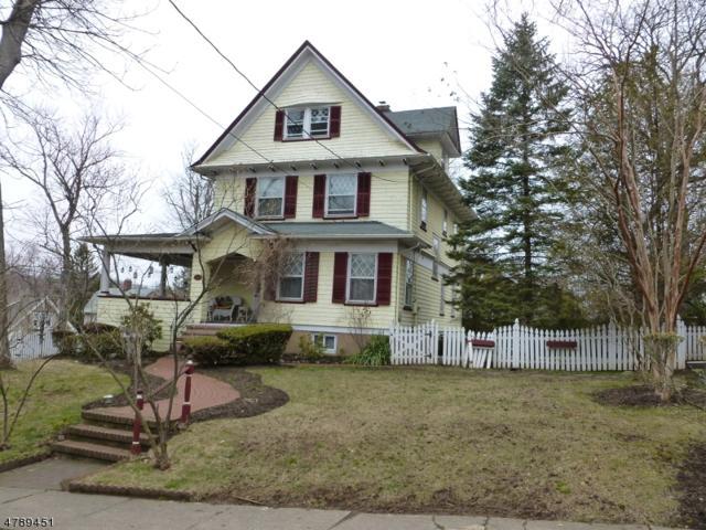 260 Vreeland Ave, Nutley Twp., NJ 07110 (MLS #3457004) :: William Raveis Baer & McIntosh