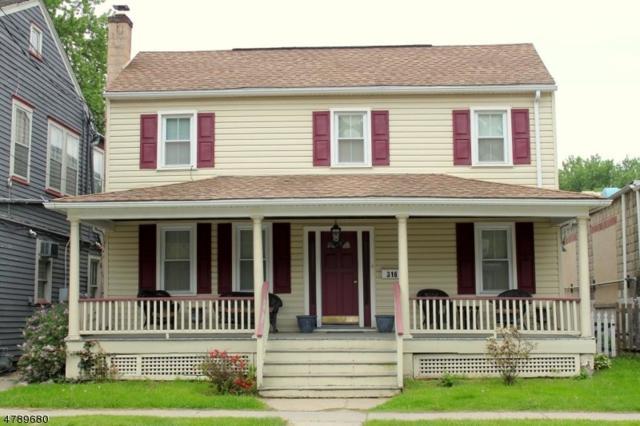 316 Water St, Belvidere Twp., NJ 07823 (MLS #3457140) :: Jason Freeby Group at Keller Williams Real Estate