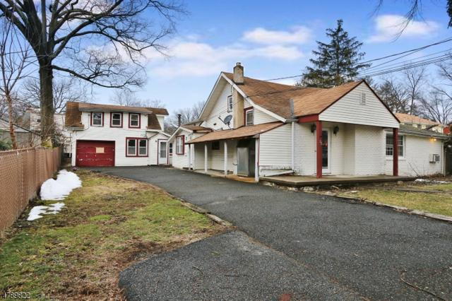 37 Navajo Ave, Parsippany-Troy Hills Twp., NJ 07034 (MLS #3457285) :: SR Real Estate Group