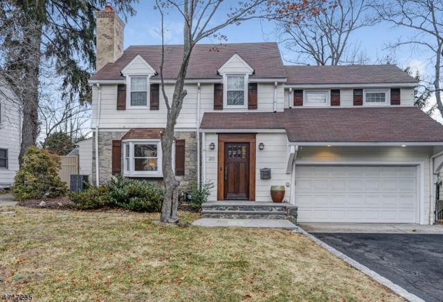 20 Great Hills Rd, Millburn Twp., NJ 07078 (MLS #3458953) :: SR Real Estate Group