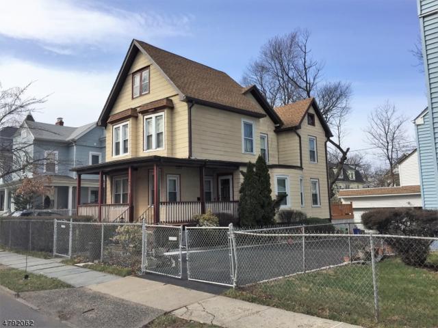 120 Norman St, East Orange City, NJ 07017 (MLS #3459346) :: SR Real Estate Group