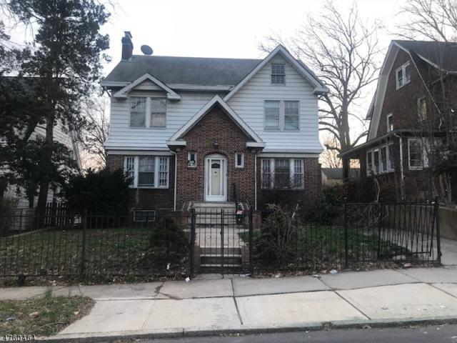 108 Keer Ave, Newark City, NJ 07112 (MLS #3459683) :: SR Real Estate Group