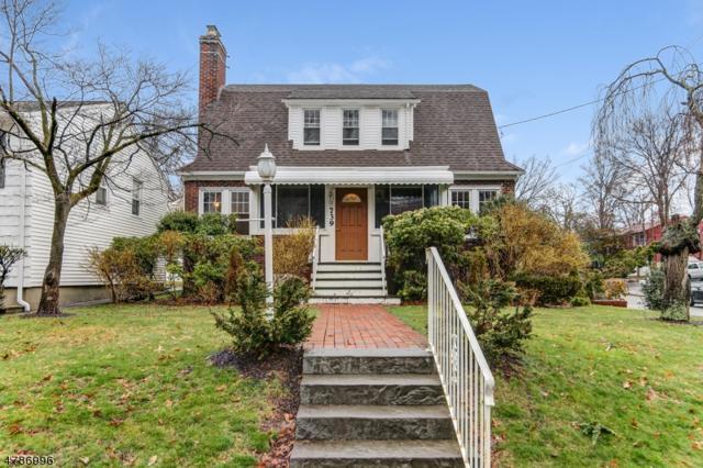 739 Eagle Rock Ave, West Orange Twp., NJ 07052 (MLS #3459746) :: SR Real Estate Group