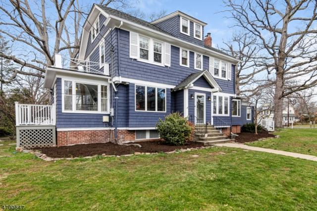 49 Sommer Ave, Maplewood Twp., NJ 07040 (MLS #3459762) :: The Sue Adler Team