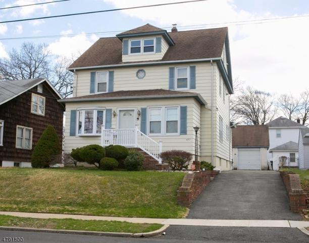 437 Locust Ave, Garwood Boro, NJ 07027 (MLS #3459845) :: The Dekanski Home Selling Team