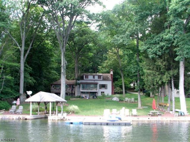 724 W Shore Trl, Byram Twp., NJ 07871 (MLS #3459969) :: SR Real Estate Group