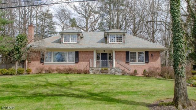 17 Lee Terrace, Millburn Twp., NJ 07078 (MLS #3460011) :: SR Real Estate Group