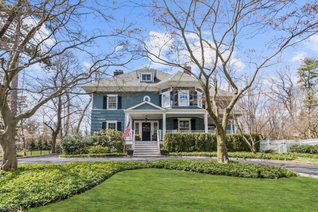 23 Marion Ave, Millburn Twp., NJ 07078 (MLS #3460149) :: SR Real Estate Group