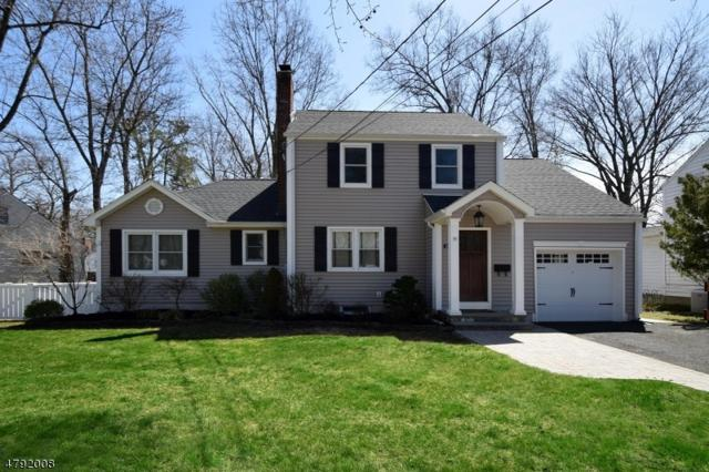 48 Laurel Pl, Fanwood Boro, NJ 07023 (MLS #3460270) :: The Dekanski Home Selling Team