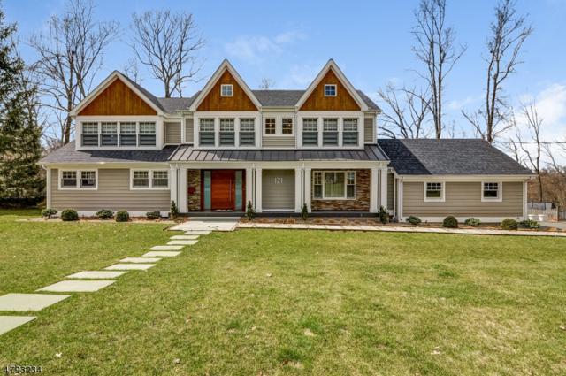 121 Penwood Dr, New Providence Boro, NJ 07974 (MLS #3460457) :: The Dekanski Home Selling Team