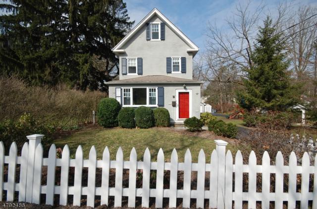 41 Division Ave, New Providence Boro, NJ 07901 (MLS #3460573) :: The Dekanski Home Selling Team