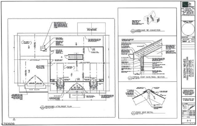 95 Hunter Ave, Fanwood Boro, NJ 07023 (MLS #3461243) :: The Dekanski Home Selling Team
